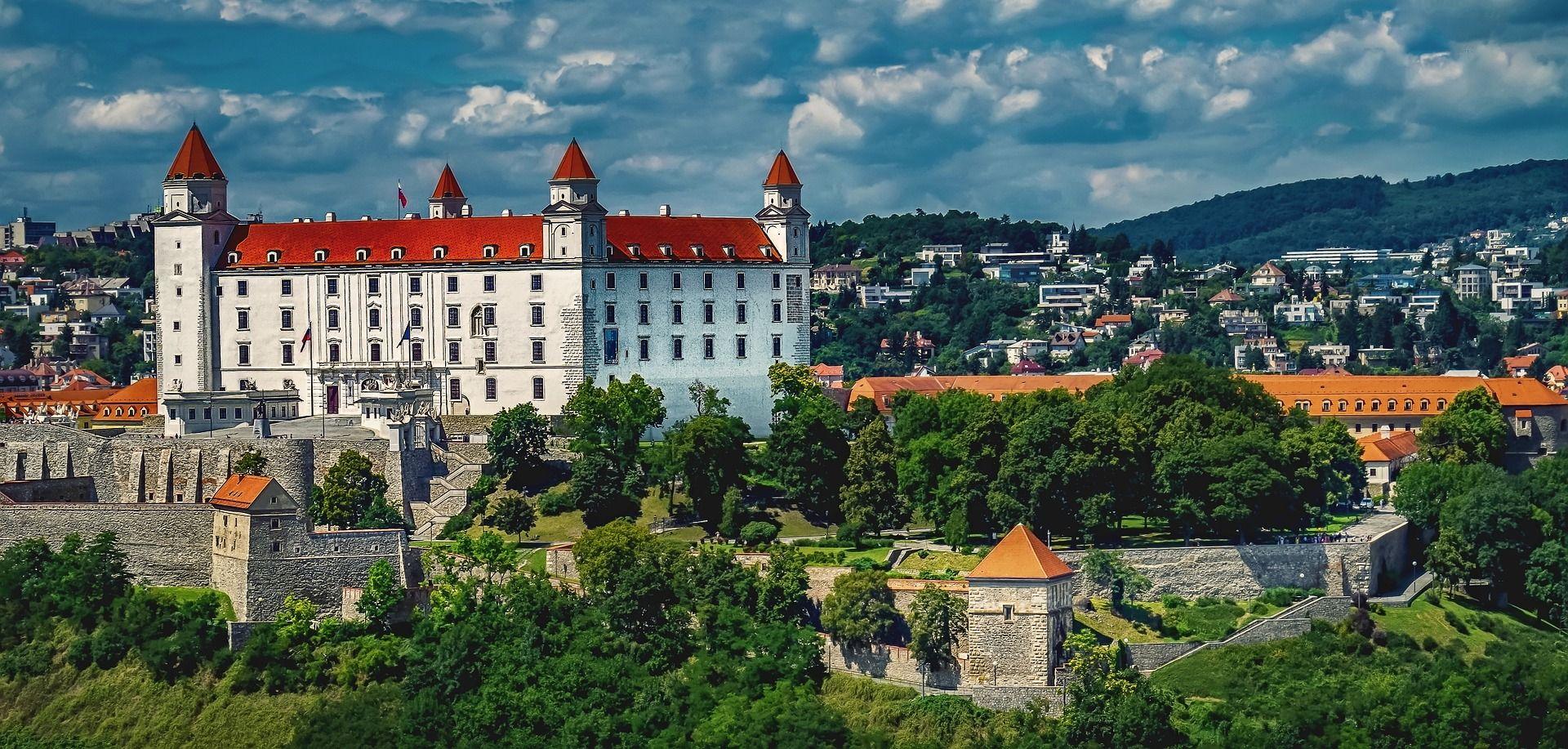 City breaks vlakom - Bratislava i Prag